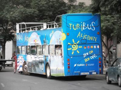 Turibus por alicante lowcost