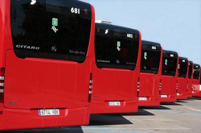 Autobus urbano vectalia