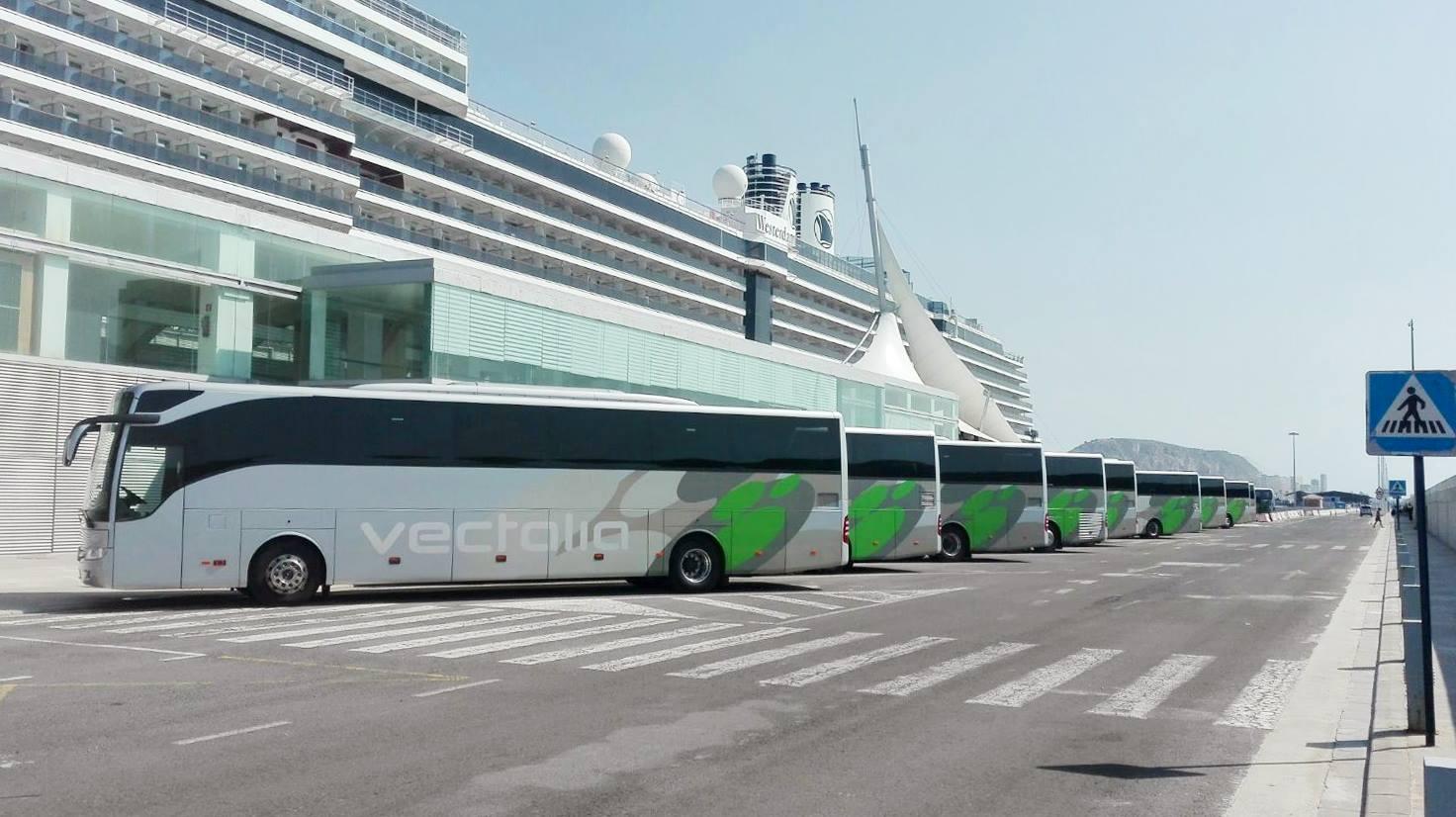 transfer y traslados a cruceros y aeropuertos