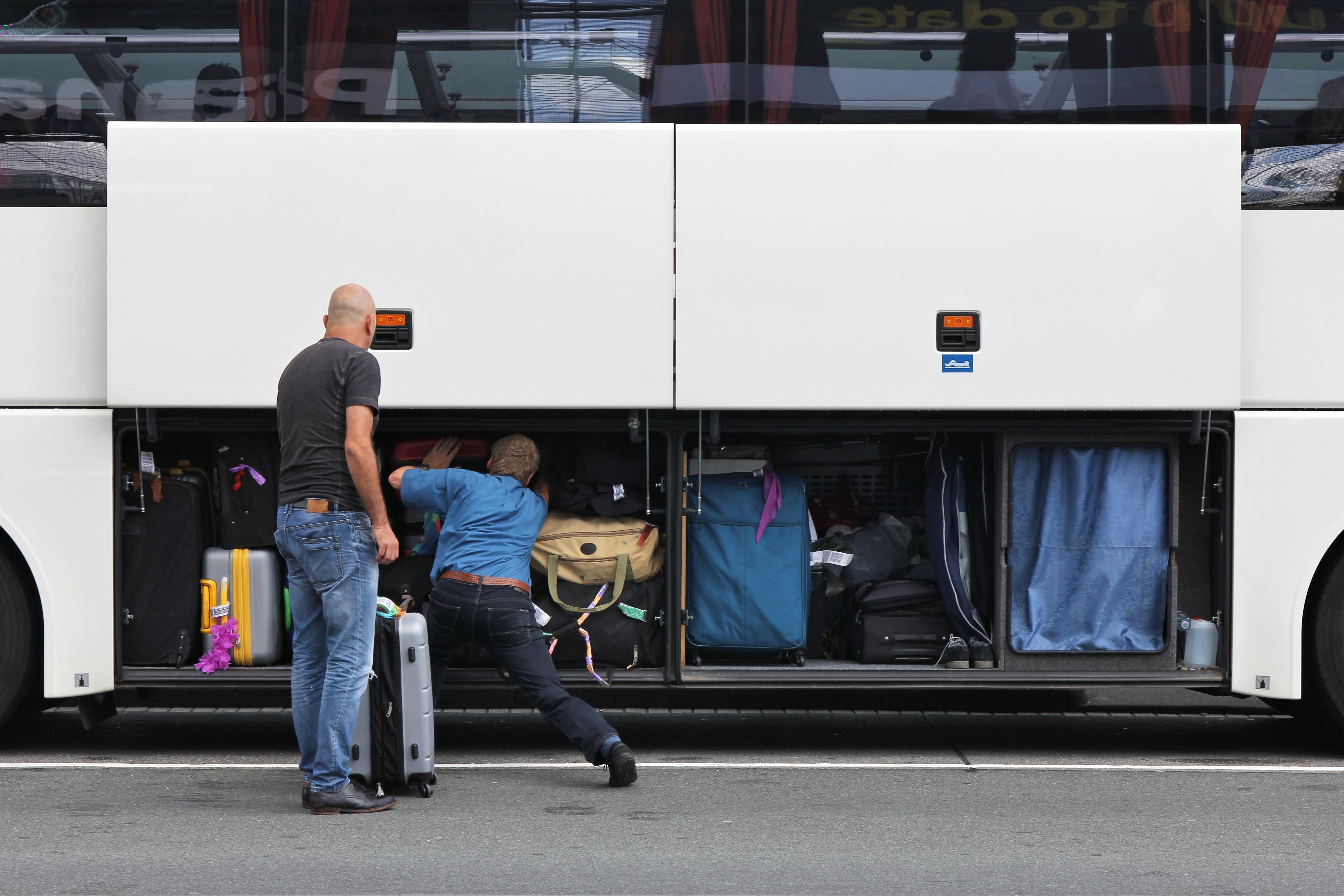 aqluiler bus Benidorm