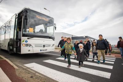 Transporte escolar en Alicante